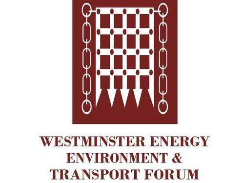 Westminster Energy Environment & Transport Forum - Shale Gas speech