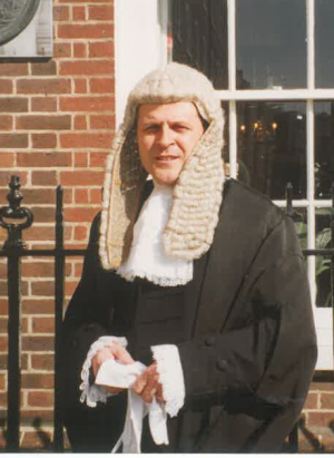 Robert Griffiths QC