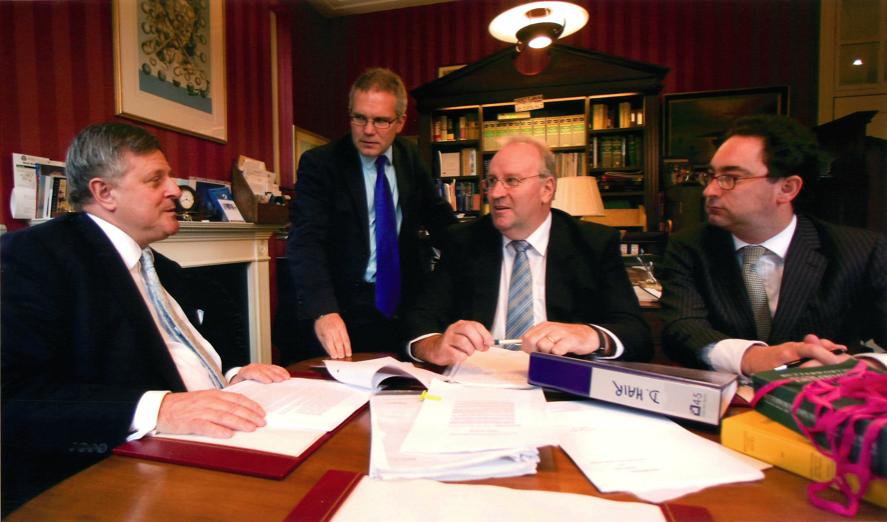 Darrell Hair v International Cricket Council, Employment Law, Practice