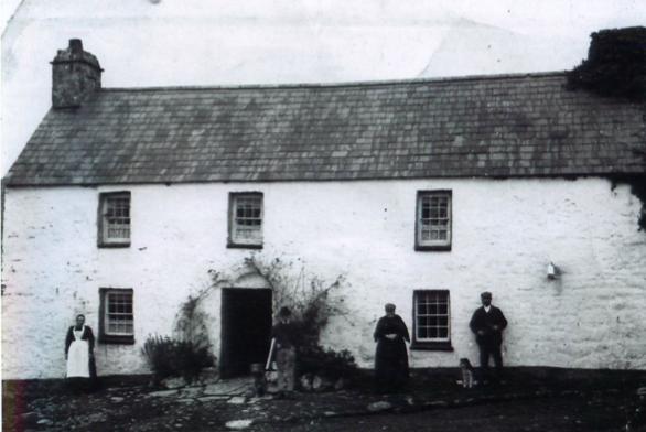 robert griffiths qc, childhood home