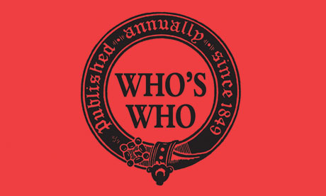 Whos-Who, Affiliations