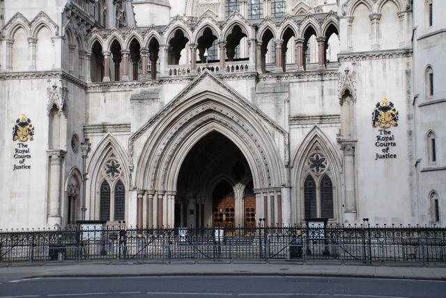 The Royal Courts of Justice, Law, Practice